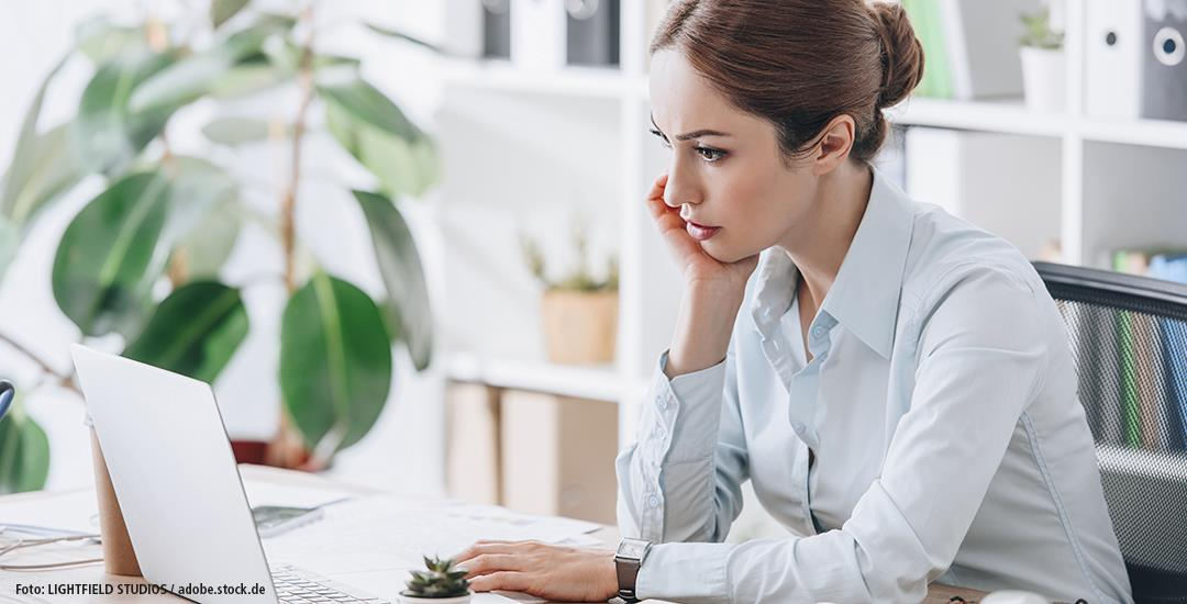 Arbeitsalltag wie frau kennenlernen